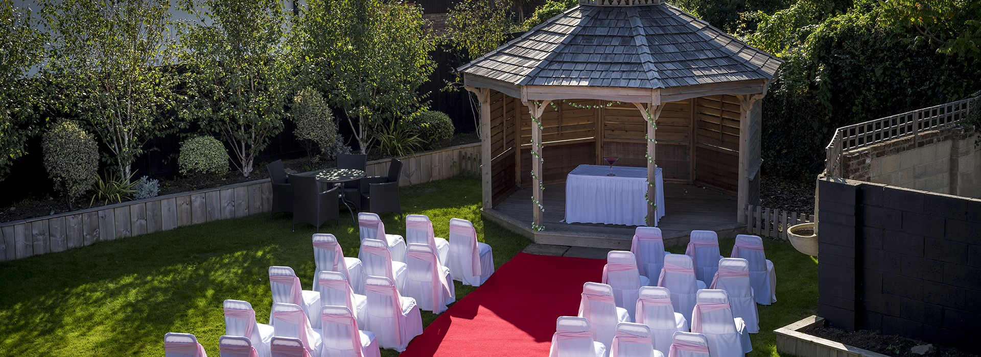 Weddings at the Windsor House Hotel